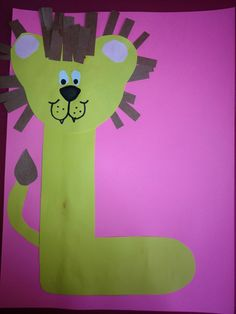 letter l crafts | activities click here for more letter l crafts activities and videos ...