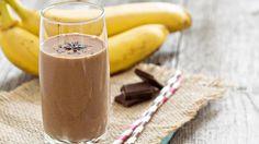 Suklaa ja banaani sopivat loistavasti yhteen. Copyright: Shutterstock. Kuva: Elena Veselova.