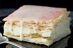 Bread Dough Recipe, Czech Recipes, Recipe Box, Vanilla Cake, Nutella, Cheesecake, Menu, Sweets, Cooking