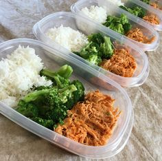 Keep your fitness goals on track, save money and time. Meal prep is easier than you think! A step by step breakdown - sample meal…
