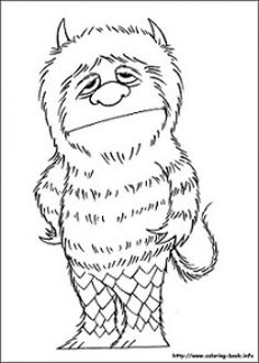 Where The Wild Things Are Coloring Pages where the wild things are coloring picture bilderbcher Where The Wild Things Are Coloring Pages. Here is Where The Wild Things Are Coloring Pages for you. Where The Wild Things Are Coloring Pages where the. Printable Coloring Pages, Colouring Pages, Coloring Sheets, Printable Art, Coloring Books, Coloring Worksheets, Printables, Wild Ones, Wild Things