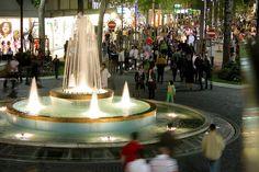 La splendida fontana