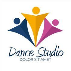 Set of dance studio logos design vector 06 - https://www.welovesolo.com/set-of-dance-studio-logos-design-vector-06/?utm_source=PN&utm_medium=welovesolo59%40gmail.com&utm_campaign=SNAP%2Bfrom%2BWeLoveSoLo