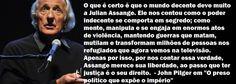 John Pilger sobre Assange