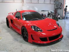 Toyota MR2 Spyder Kit Car...kits are not my thing but this one is pretty sweet IMO.