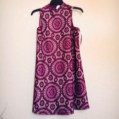 Very cute dress❤️ Very cute dress with very elegant pattern! Very different than most dresses and make u stand out! You will absolutely love this dress Dresses