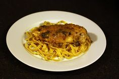 Show and Tell Meg: Fantabulous Food! Chicken Piccata