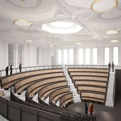 Firm: David Chipperfield Architects Project: Royal Academy of Arts Masterplan, London