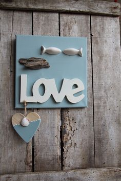 Etsy - Shop for handmade, vintage, custom, and unique gifts for everyone Deco Marine, Fish, Coups, Frame, Coastal, Handmade, Wedding, Board, Home Decor
