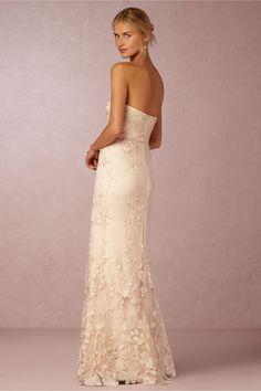 BHLDN Mirella Gown in  Bride Wedding Dresses at BHLDN