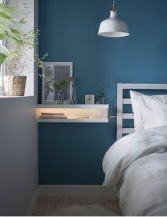 comodino-mensola-ikea | bedroom nel 2019 | Pinterest | Comodini ...