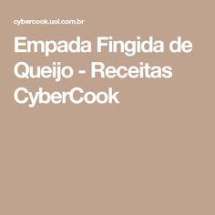 Empada Fingida de Queijo - Receitas CyberCook