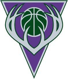 b0ae17004575 Milwaukee Bucks Alternate Logo - National Basketball Association (NBA) - Chris  Creamer s Sports Logos Page - SportsLogos.