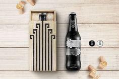 Buda Beer branding by Estúdio Zingoni