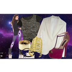Exotic, created by rebeccaalonzo on Polyvore