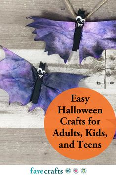 53 Easy Halloween Crafts for Adults, Kids, and Teens Easy Preschool Crafts, Yarn Crafts For Kids, Preschool Art Activities, Recycled Crafts Kids, Paper Plate Crafts For Kids, Kindergarten Art Projects, Christmas Crafts For Toddlers, Valentine Crafts For Kids, Summer Crafts For Kids