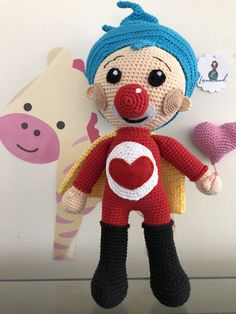 Knit Crochet, Crochet Hats, Craft Supplies, Hello Kitty, Dinosaur Stuffed Animal, Diy Crafts, Embroidery, Knitting, Toys