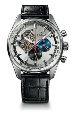 La + Chronométrante - Zenith El Primero 1969 Chronomaster #hautecomplication #hautefréquence