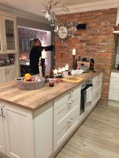 Stunning Farmhouse Country Kitchen Design Ideas 02