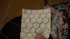 Honeycomb pattern making, romanian point lace Romanian Lace, Point Lace, Honeycomb Pattern, Needle Lace, Pattern Making, Cross Stitch, Make It Yourself, Youtube, Tenerife
