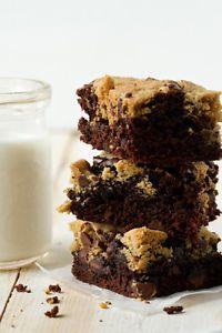 Chocolate Chip Cookie Brownies | eBay