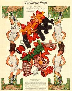 GEMELOS 1920 - garcia palancar - Picasa Webalbum