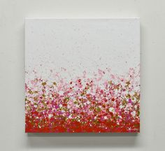 30 Apr 2020 - Potpourri 18 - Acrylic painting on canvas by Lisa Carney Oil Painting Abstract, Acrylic Painting Canvas, Watercolor Art, Canvas Art, Diy Tableau, Drip Art, Acrilic Paintings, Painting Inspiration, Art Projects