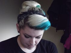 Retro Hair! A Rosie the Riveter Inspired Hair Tutorial | No Pattern Required