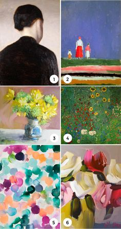 Affordable Art for Your Home and Where to Get It