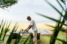 Tea Service, African Safari, Tanzania, Lodges, Old World, Acre, Restoration, Wildlife, Cabins