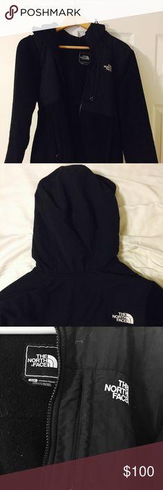 The North Face Women's Denali Hoodie SZ Small Women's Denali hoodie in black. Gently used. North Face Jackets & Coats