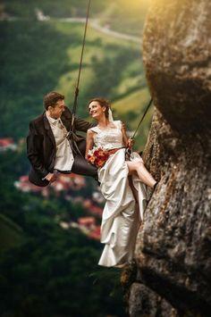 mariage-suspendu-escalade