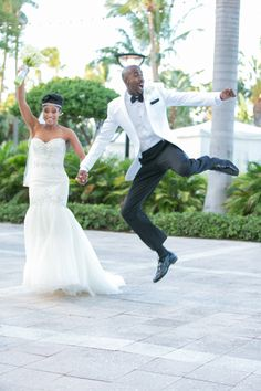 """Diamonds Are Forever"" Themed Wedding in Florida - Munaluchi Bridal Magazine"