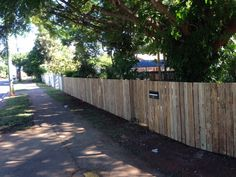 23 Best Timber Fencing Images On Pinterest Timber