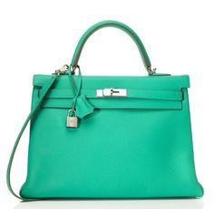 Kelly bag vintage, perfection