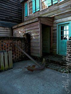 The Pirates' House --- Savannah --- Ally Dodd Photography