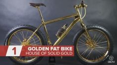 Top 5 Most Expensive Bikes In The World>>These pricey machines have the honour of being the most expensive things on two wheels. Maybe they're laden with gold, crystal or rhinestones, or maybe they were designed by a famous artist and ridden by an infamous Texan. Whatever you think of them, they're super bling and special in their own way.#BikeRides #CycleRide #365hops #CycleTours #ExpensiveBikes #India
