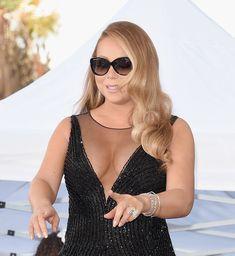 Mariah Carey Photos - Mariah Carey and Son Moroccan Step out - Zimbio