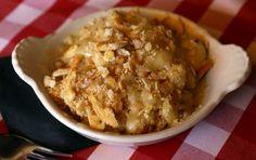 Special Request Recipe: White Cheddar Cracker Mac at Salt + Smoke