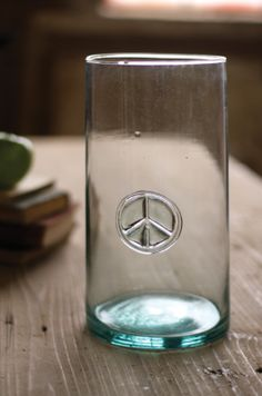 glass of peace