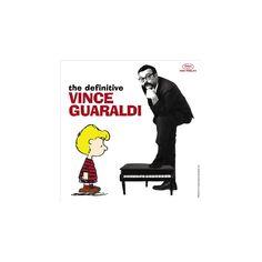 Vince guaraldi - Definitive vince guaraldi (Vinyl)