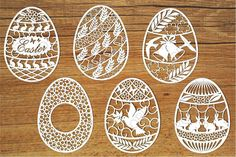 Easter eggs set 1 SVG files for Silhouette and Cricut. - Easter eggs set 1 SVG files for Silhouette and Cricut. Free Svg Files Monogram, Cricut Monogram, Free Monogram, Free Svg Cut Files, Svg Files For Cricut, Art And Craft Videos, Craft Club, Arts And Crafts Movement, Svg Cuts