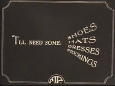 Intertitle from The Hoodlum (1919)