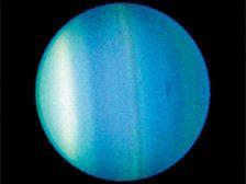 Color image of Uranus.