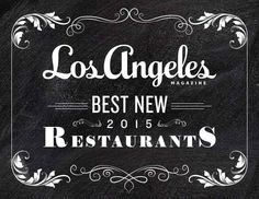 Join Los Angeles magazine for the annual Best New Restaurants 2015 tasting event!