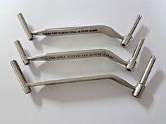 Drill & Tap Sleeve 3.2mm/4.5mm Orthopedic Instrument (PACK OF 3) - Free Shipping #JindalMediSurge