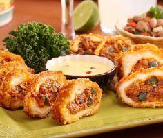 Abuelo's Restaurant Copycat Recipes: Stuffed Chicken Medallions