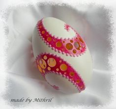 Fler BLOG | Mithril-art / Jak se rodí kraslice Carved Eggs, Egg Art, Viria, Egg Decorating, Easter Eggs, Diy And Crafts, Carving, Create, Blog
