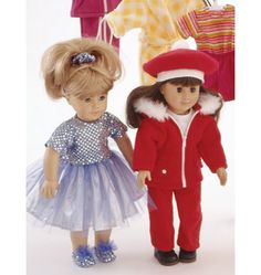 K2830, Doll clothing -fits 18 Kwik Sew Patterns, Doll Patterns, Ag Dolls, Girl Dolls, Ballerina Dress, Vogue, Ag Doll Clothes, American Girl Clothes, Couture