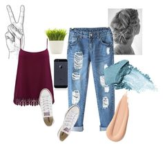 """wishing summer was here"" by jasmynbrunato ❤ liked on Polyvore"